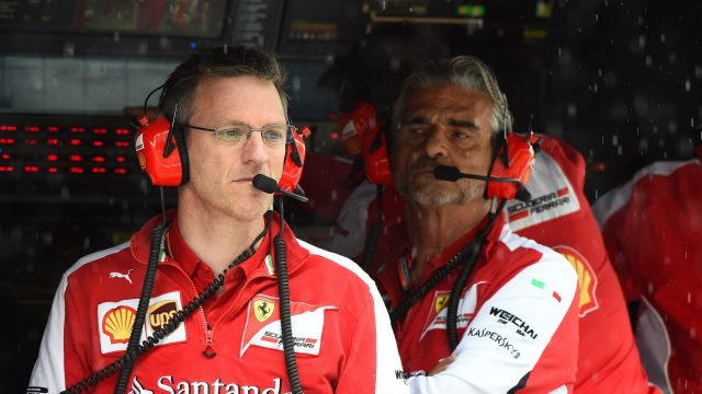 James Allison (GBR) Ferrari Chassis Technical Director at Formula One World Championship, Rd8, Austrian Grand Prix, Qualifying, Spielberg, Austria, Saturday 20 June 2015. &copy&#x3b; Sutton Motorsport Images