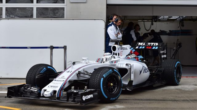 Susie Wolff (GBR) Williams FW37 at Formula One Testing, Day One, Spielberg, Austria, Tuesday 23 June 2015. &copy&#x3b; Sutton Motorsport Images