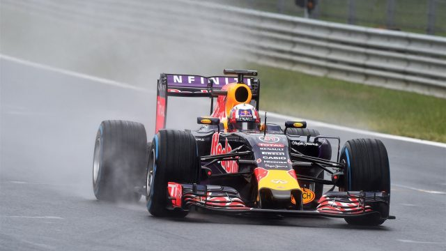 Pierre Gasly (FRA) Red Bull Racing RB11 at Formula One Testing, Day One, Spielberg, Austria, Tuesday 23 June 2015. &copy&#x3b; Sutton Motorsport Images