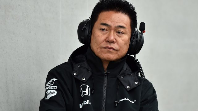 Yasuhisa Arai (JPN) Head of Honda Motorsport at Formula One Testing, Day One, Spielberg, Austria, Tuesday 23 June 2015. &copy&#x3b; Sutton Motorsport Images