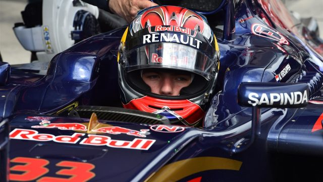 Max Verstappen (NDL) Scuderia Toro Rosso STR10 at Formula One Testing, Day One, Spielberg, Austria, Tuesday 23 June 2015. &copy&#x3b; Sutton Motorsport Images