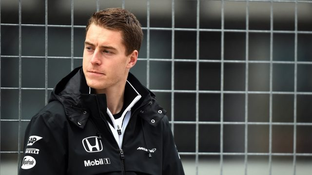 Stoffel Vandoorne (BEL) McLaren Test and Development Driver at Formula One Testing, Day Two, Spielberg, Austria, Wednesday 24 June 2015. &copy&#x3b; Sutton Motorsport Images