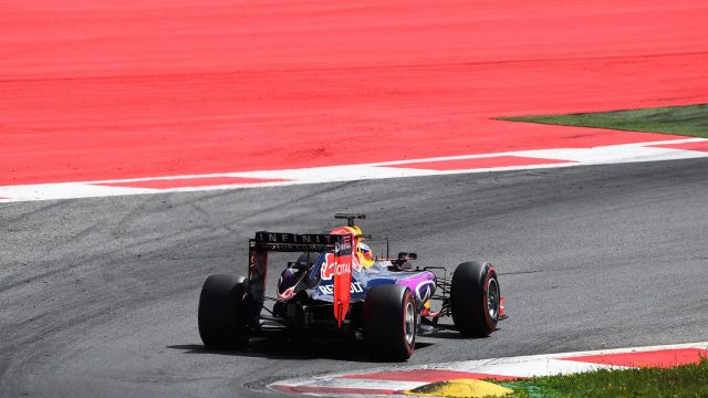 Daniel Ricciardo (AUS) Red Bull Racing RB11 at Formula One Testing, Day Two, Spielberg, Austria, Wednesday 24 June 2015. &copy&#x3b; Sutton Motorsport Images