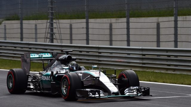 Nico Rosberg (GER) Mercedes AMG F1 W06 at Formula One Testing, Day Two, Spielberg, Austria, Wednesday 24 June 2015. &copy&#x3b; Sutton Motorsport Images