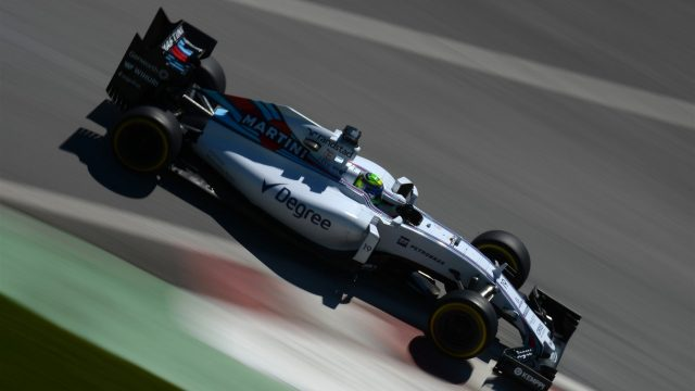 Felipe Massa (BRA) Williams FW37 at Formula One World Championship, Rd7, Canadian Grand Prix, Qualifying, Montreal, Canada, Saturday 6 June 2015. &copy&#x3b; Sutton Motorsport Images
