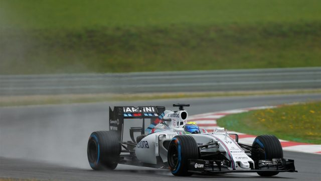 Felipe Massa (BRA) Williams FW37 at Formula One World Championship, Rd8, Austrian Grand Prix, Qualifying, Spielberg, Austria, Saturday 20 June 2015. &copy&#x3b; Sutton Motorsport Images