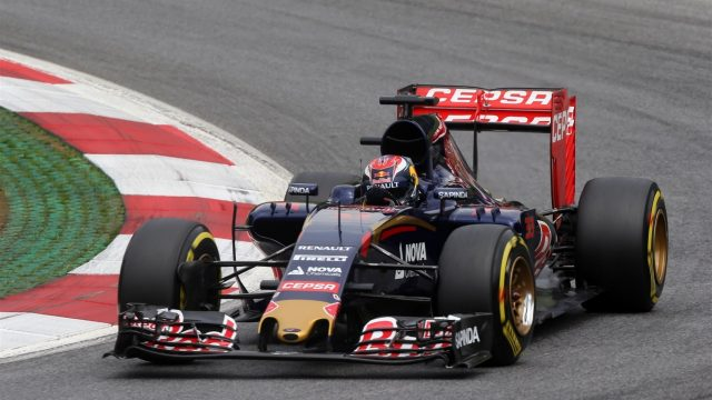 Max Verstappen (NDL) Scuderia Toro Rosso STR10 at Formula One World Championship, Rd8, Austrian Grand Prix, Qualifying, Spielberg, Austria, Saturday 20 June 2015. &copy&#x3b; Sutton Motorsport Images