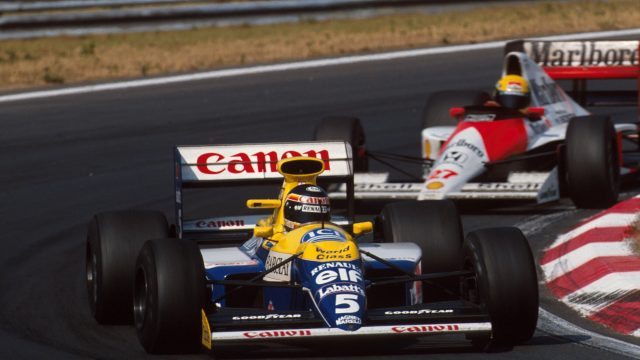Image result for hungarian grand prix 1990 boutsen