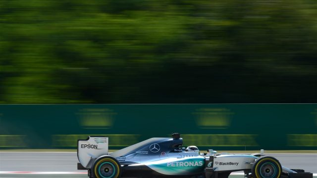 Lewis Hamilton (GBR) Mercedes AMG F1 W06 at Formula One World Championship, Rd10, Hungarian Grand Prix, Practice, Hungaroring, Hungary, Friday 24 July 2015. &copy&#x3b; Sutton Motorsport Images