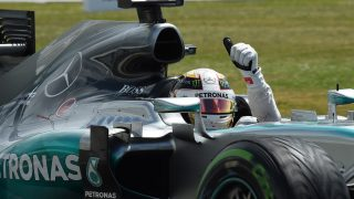 Silverstone stats - home hero Hamilton smashes Stewart's 45-year record