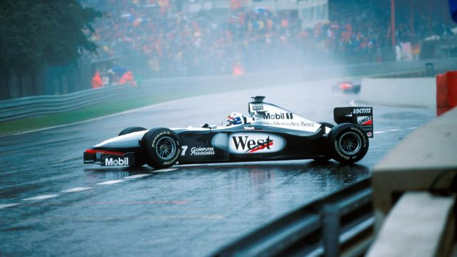 Do you remember… the massive Belgian Grand Prix pile-up