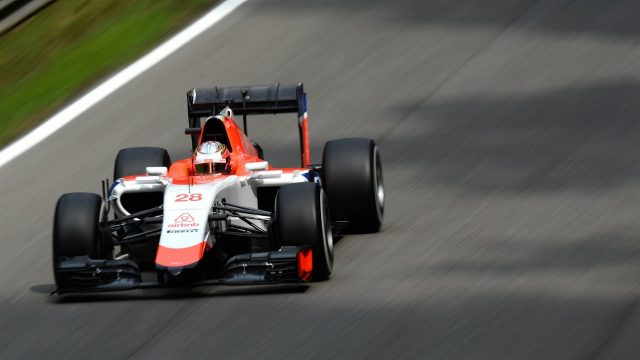 Will Stevens (GBR) Marussia at Formula One World Championship, Rd12, Italian Grand Prix, Practice, Monza, Italy, Friday 4  September 2015. &copy&#x3b; Sutton Motorsport Images