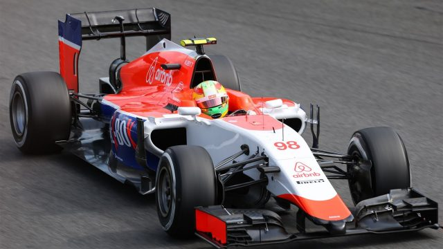 Roberto Merhi (ESP) Marussia at Formula One World Championship, Rd12, Italian Grand Prix, Practice, Monza, Italy, Friday 4  September 2015. &copy&#x3b; Sutton Motorsport Images