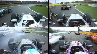 Onboard in Japan - was Hamilton's move on Rosberg unreasonable?