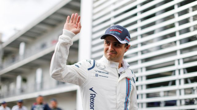 Felipe Massa (BRA) Williams at Formula One World Championship, Rd19, Mexican Grand Prix, Preparations, Circuit Hermanos Rodriguez, Mexico City, Mexico, Thursday 27 October 2016. &copy&#x3b; Sutton Images