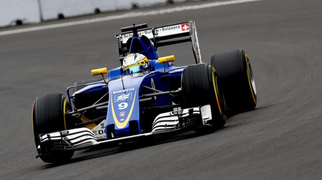 Marcus Ericsson (SWE) Sauber C35 at Formula One World Championship, Rd19, Mexican Grand Prix, Practice, Circuit Hermanos Rodriguez, Mexico City, Mexico, Friday 28 October 2016. &copy&#x3b; Sutton Images