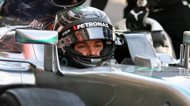Nico Rosberg (GER) Mercedes-Benz F1 W07 Hybrid at Formula One World Championship, Rd19, Mexican Grand Prix, Qualifying, Circuit Hermanos Rodriguez, Mexico City, Mexico, Saturday 29 October 2016. &copy&#x3b; Sutton Images