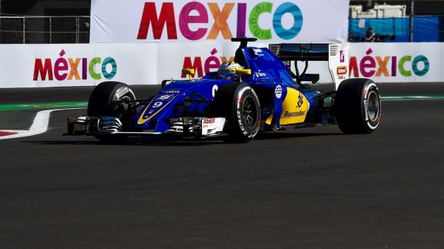 Marcus Ericsson (SWE) Sauber C35 at Formula One World Championship, Rd19, Mexican Grand Prix, Qualifying, Circuit Hermanos Rodriguez, Mexico City, Mexico, Saturday 29 October 2016. &copy&#x3b; Sutton Images