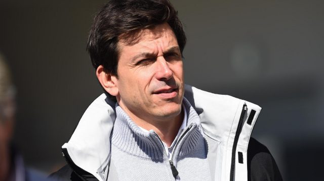 Toto Wolff (AUT) Mercedes AMG F1 Director of Motorsport at Formula One World Championship, Rd19, Mexican Grand Prix, Qualifying, Circuit Hermanos Rodriguez, Mexico City, Mexico, Saturday 29 October 2016. &copy&#x3b; Sutton Images