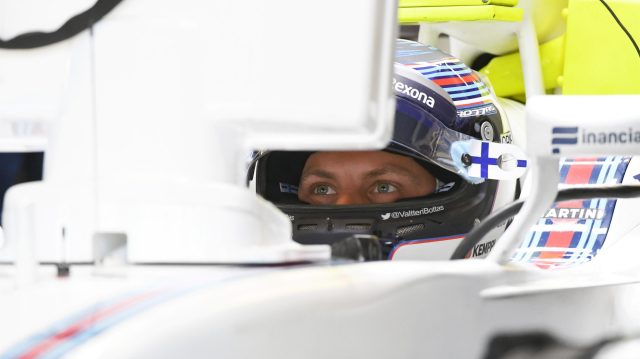 Valtteri Bottas (FIN) Williams FW38 at Formula One World Championship, Rd19, Mexican Grand Prix, Qualifying, Circuit Hermanos Rodriguez, Mexico City, Mexico, Saturday 29 October 2016. &copy&#x3b; Sutton Images