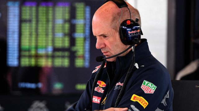 Adrian Newey (GBR) Red Bull Racing at Formula One World Championship, Rd18, United States Grand Prix, Practice, Circuit of the Americas, Austin, Texas, USA, Friday 21 October 2016. &copy&#x3b; Sutton Images