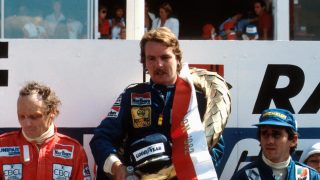 Hall of Fame - how Keke took the first Rosberg title