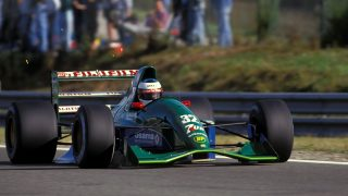 The Best of 2016 - White lies and bicycle rides: Schumacher's remarkable F1 debut