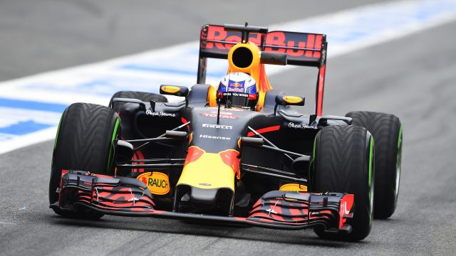 At a glance - The F1 cars of 2016
