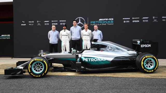 at a glance   the f1 cars of 2016