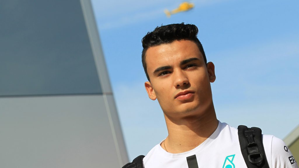 Pascal Wehrlein Just How Good Is Mercedes New Star