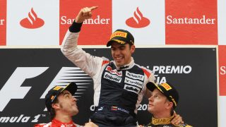 Pastor Maldonado and F1's other 'one-win wonders'