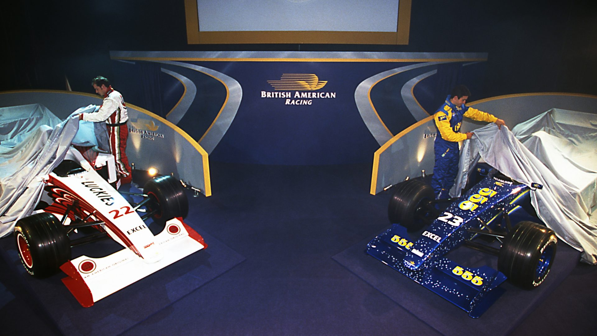 f39a576491e9 Surprise! Seven of the biggest shocks from F1 car launches