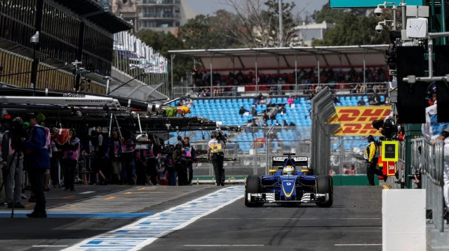 Marcus Ericsson (SWE) Sauber C35 at Formula One World Championship, Rd1, Australian Grand Prix, Practice, Albert Park, Melbourne, Australia, Friday 18 March 2016. &copy&#x3b; Sutton Motorsport Images