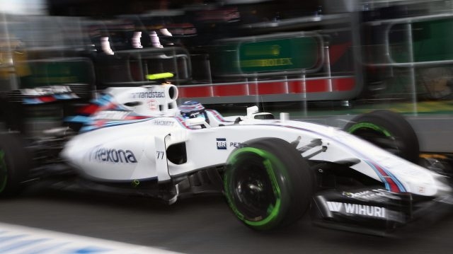 Valtteri Bottas (FIN) Williams FW38 at Formula One World Championship, Rd1, Australian Grand Prix, Practice, Albert Park, Melbourne, Australia, Friday 18 March 2016. &copy&#x3b; Sutton Motorsport Images