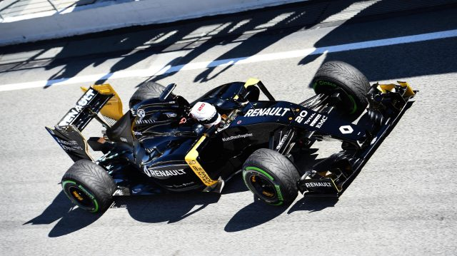 Kevin Magnussen (DEN) Renault Sport F1 Team RS16 at Formula One Testing, Day One, Barcelona, Spain, Tuesday 1 March 2016. &copy&#x3b; Sutton Motorsport Images
