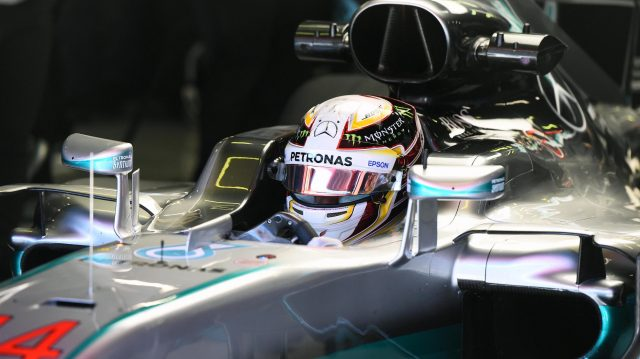 Lewis Hamilton (GBR) Mercedes-Benz F1 W07 Hybrid at Formula One Testing, Day Two, Barcelona, Spain, Wednesday 2 March 2016. &copy&#x3b; Sutton Motorsport Images
