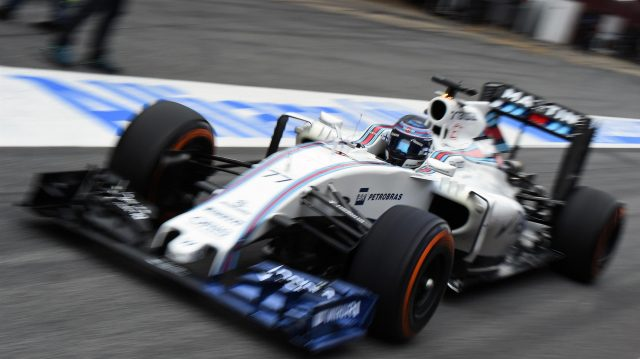 Valtteri Bottas (FIN) Williams FW38 at Formula One Testing, Day Two, Barcelona, Spain, Wednesday 2 March 2016. &copy&#x3b; Sutton Motorsport Images