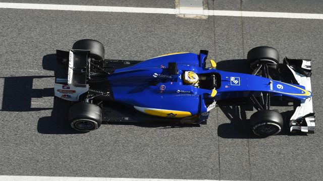 Marcus Ericsson (SWE) Sauber C35 at Formula One Testing, Day Two, Barcelona, Spain, Wednesday 2 March 2016. &copy&#x3b; Sutton Motorsport Images