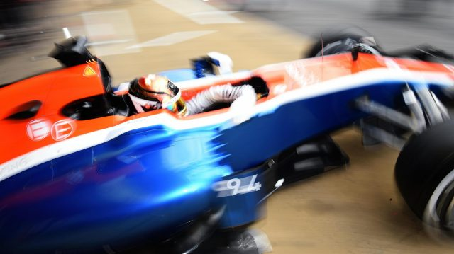Pascal Wehrlein (GER) Manor Racing MRT05 at Formula One Testing, Day Two, Barcelona, Spain, Wednesday 2 March 2016. &copy&#x3b; Sutton Motorsport Images