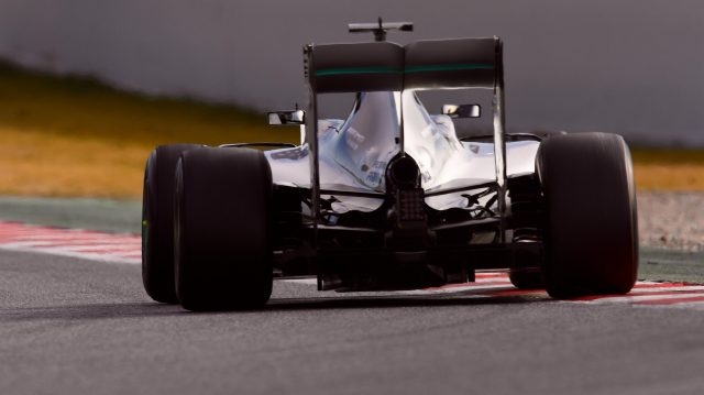 Nico Rosberg (GER) Mercedes-Benz F1 W07 Hybrid at Formula One Testing, Day Three, Barcelona, Spain, Thursday 3 March 2016. &copy&#x3b; Sutton Motorsport Images