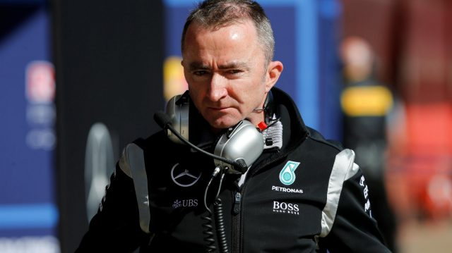 Paddy Lowe (GBR) Mercedes AMG F1 Executive Director (Technical) at Formula One Testing, Day Four, Barcelona, Spain, Friday 4  March 2016. &copy&#x3b; Sutton Motorsport Images