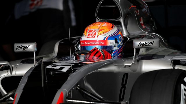 Romain Grosjean (FRA) Haas VF-16 at Formula One Testing, Day Four, Barcelona, Spain, Friday 4  March 2016. &copy&#x3b; Sutton Motorsport Images