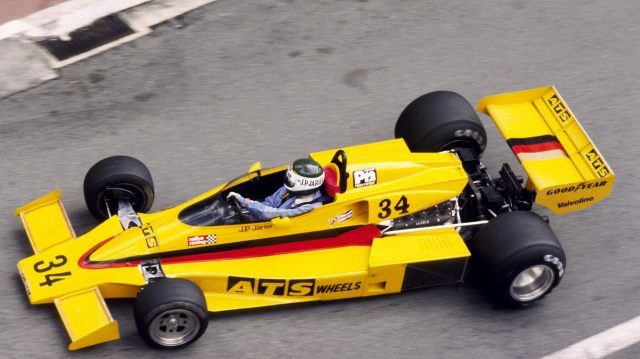 Jean-Pierre Jarier (FRA) ATS Penske PC4 finished the race in eleventh position.  