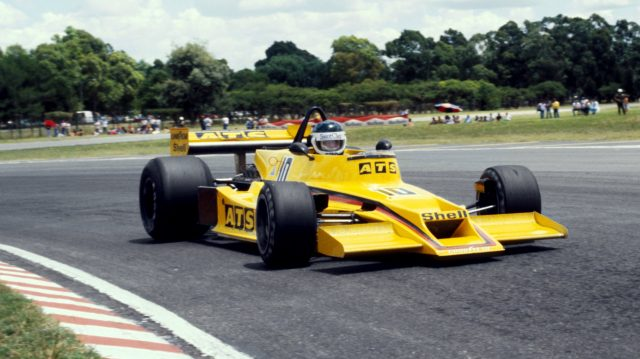 Jean-Pierre Jarier (FRA) ATS HS1 finished the race in twelfth position.  