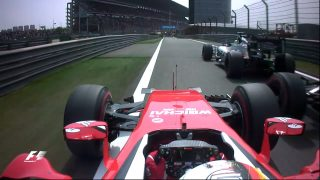 From narrow escapes to daring overtakes - China's best onboard action