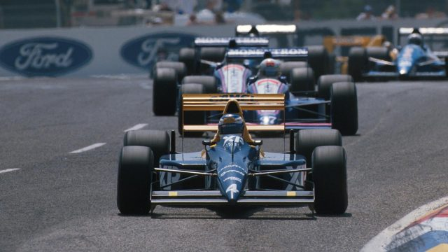 Unlike many others on this list, <b>Jean Alesi</b> didn't have the luxury of time to prepare for his F1 debut. A change of sponsors at Tyrrell opened up a seat and Alesi, in the midst of a successful F3000 campaign, was brought in. The car wasn't a match for the likes of Benetton, McLaren, Ferrari or Williams, but Alesi didn't care: brimming with confidence, he made rapid progress from 16th on the grid, and was even briefly running second before having to stop for tyres. He would come home fourth, the last man to avoid being lapped - and less than seven seconds off the podium... &copy&#x3b; Sutton Motorsport Images