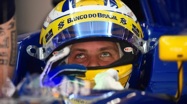 Marcus Ericsson (SWE) Sauber at Formula One World Championship, Rd3, Chinese Grand Prix, Practice, Shanghai, China, Friday 15 April 2016. &copy&#x3b; Sutton Motorsport Images