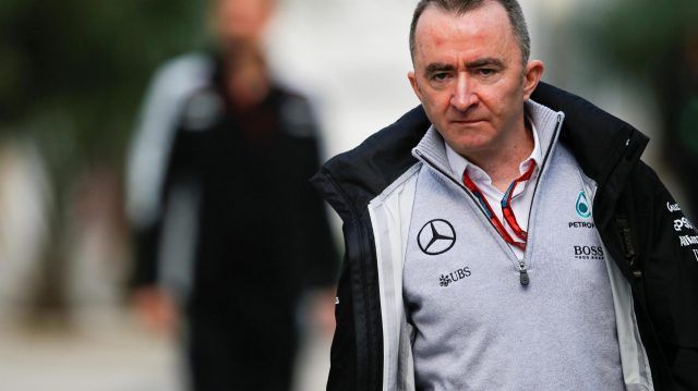 Paddy Lowe (GBR) Mercedes AMG F1 Executive Director (Technical) at Formula One World Championship, Rd4, Russian Grand Prix, Practice, Sochi Autodrom, Sochi, Krasnodar Krai, Russia, Friday 29 April 2016. &copy&#x3b; Sutton Motorsport Images