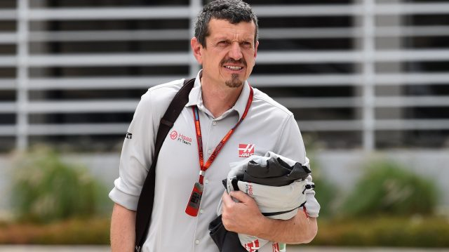 Guenther Steiner (ITA) Haas F1 Team Prinicipal at Formula One World Championship, Rd2, Bahrain Grand Prix Practice, Bahrain International Circuit, Sakhir, Bahrain, Friday 1 April 2016. &copy&#x3b; Sutton Motorsport Images