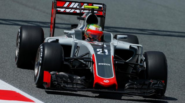 Esteban Gutierrez (MEX) Haas VF-16 at Formula One World Championship, Rd5, Spanish Grand Prix, Practice, Barcelona, Spain, Friday 13 May 2016. &copy&#x3b; Sutton Images